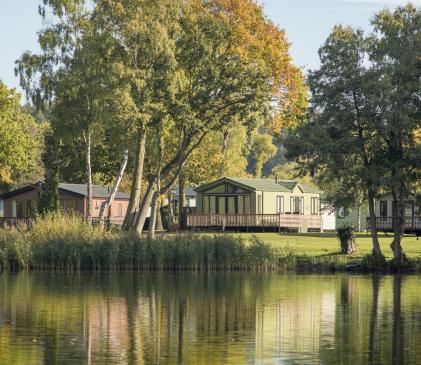 5 star caravan holiday park, Hereofdshire
