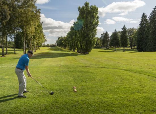 Golf at Pearl Lake photo