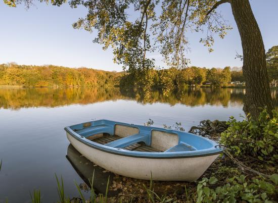 Pearl Lake Park 5 star caravan holiday park with fishing