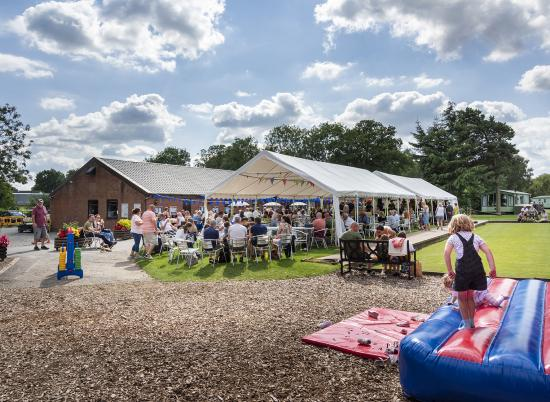 August Bank Holiday Parkfest at Pearl Lake