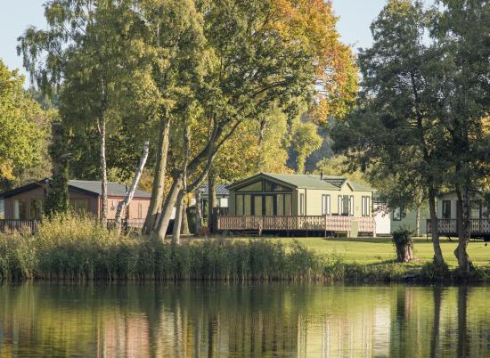 5 star caravan holiday park, Hereofdshire