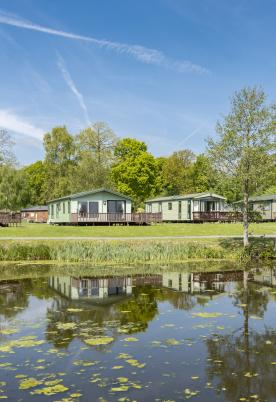 Pearl Lake 5 star country holiday park photo