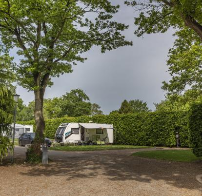 5 star touring caravan site Herefordshire