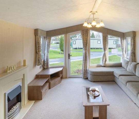 Willerby New Hampton for sale at Pearl Lake - lounge photo
