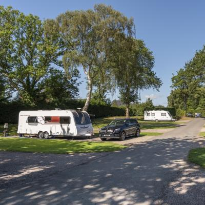 5 star touring site Herefordshire photo