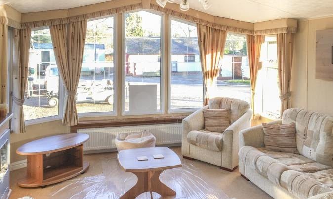 Willerby Aspen for sale on 5 star holiday park
