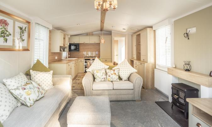 Swift Vendee for sale living area photo