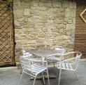 Holiday cottage in Herefordshire outside seating